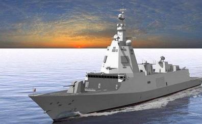 Un reconocimiento a León a través de una fragata F110 de la Armada Española