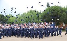 El Ejército del Aire incorpora a sus filas savia nueva