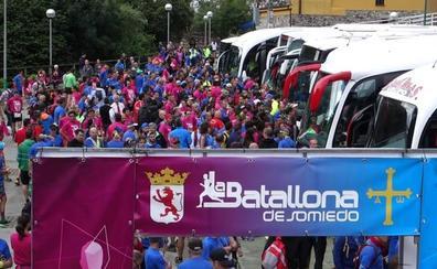 León busca revalidar su victoria en la Batallona de Somiedo