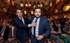 PP y Vox se enzarzan en una espiral de reproches tras el fracaso en Murcia y con Madrid en el aire