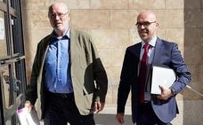 Fundos y Unicaja chocan en el primer 'cara a cara' del millonario juicio por la titularidad de bienes y discrepan de las medidas cautelares