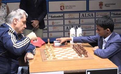 Ivanchuk y Sarin abren el Magistral