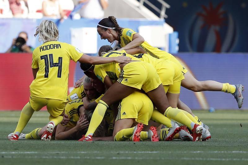 Suecia consigue el tercer puesto