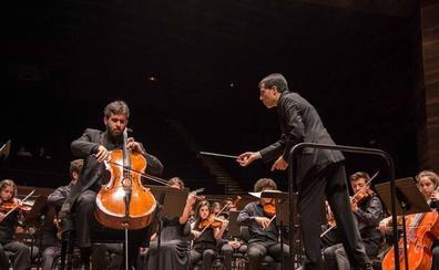 La Joven Orquesta de León ofrece un concierto en el Auditorio el próximo sábado