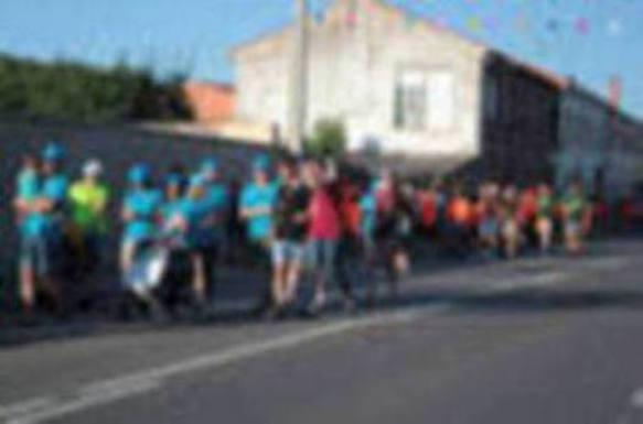 Las peñas de Santa Marina del Rey hacen piña en las XII Jornadas Gastronómicas del Ajo