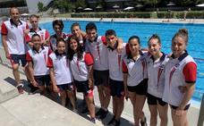 Espectacular cierre de la temporada territorial para el Club Natación León