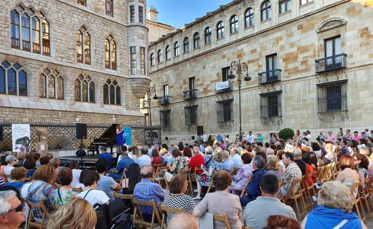 Las Piedras Cantan reúne ante Botines a un público entregado a la buena música
