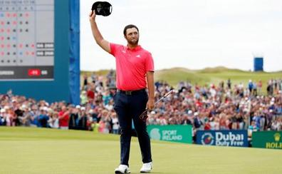 Rahm gana el Open de Irlanda