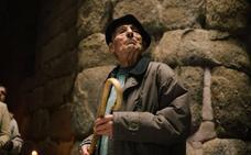 El actor leonés Saturnino García abre el programa de la séptima edición del subterráneo de cultura 'Roma en el espejo'