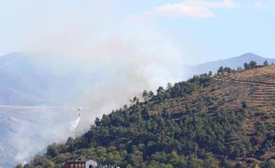 La Policía de Ponferrada pone en marcha el plan de vigilancia de los montes Castro y Pajariel para evitar incendios
