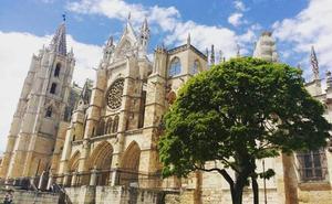 La Catedral de León se recupera de la última caída con un repunte del 9,78% hasta las 112.620 visitas