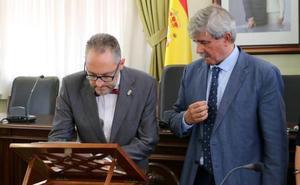 José Ángel Miguel Dávila, nuevo decano de la Facultad de Económicas y Empresariales