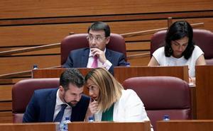 Barcones critica un Gobierno que nace gripado y sin proyecto de futuro