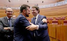 Mañueco asegura sentir «mucha emoción» tras convertirse en presidente