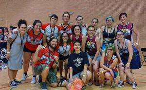 Sereas bracas-Lion Girls, subcampeonas de España en la II División de Roller Derby