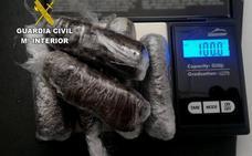 Detienen a una mujer cuando intentaba introducir 100 gramos de hachís en la cárcel de León