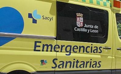 Heridas cuatro personas en una colisión frontal entre dos turismos en Celadilla del Páramo