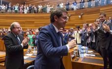 Las reacciones al discurso de investidura de Mañueco