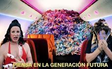 Los Morancos se ponen ecologistas cantando «Con basura» de Rosalía