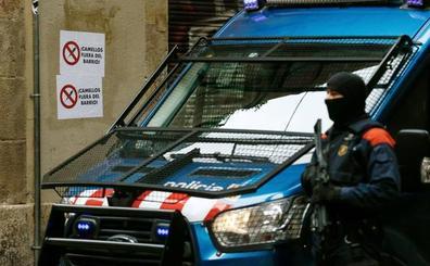 Prisión para los tres jóvenes acusados de violar a una joven en Tarragona