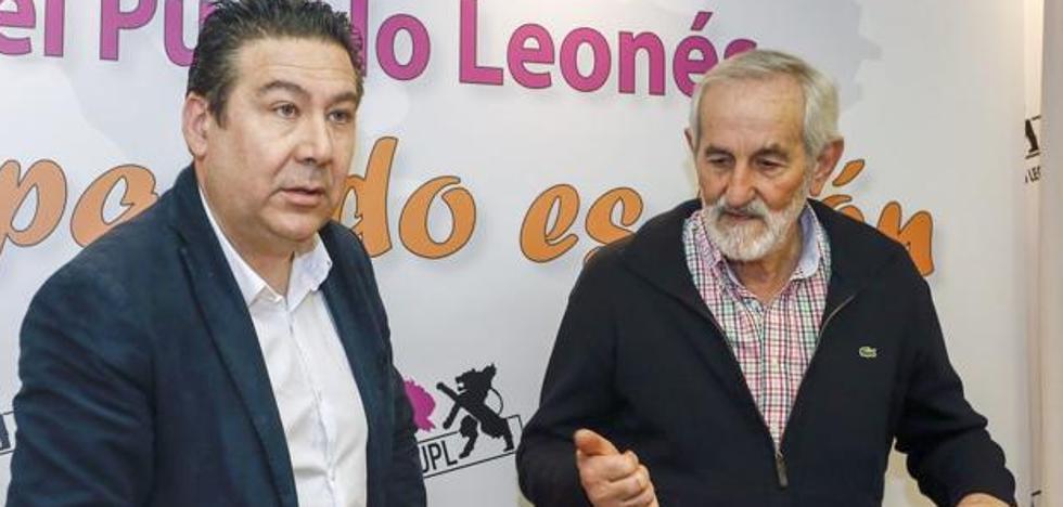 UPL: «En la balanza del pacto de la Diputación de León está hoy 75% a favor del PSOE, 25% del PP»