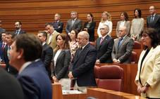 Debate de investidura de Alfonso Fernández Mañueco