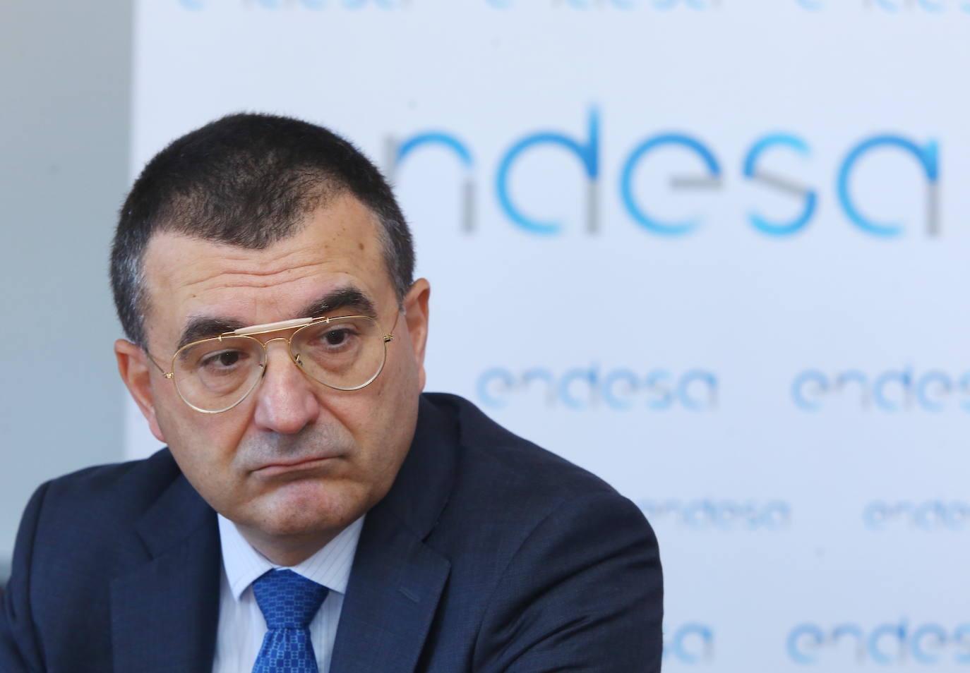 Firma del convenio entre Endesa y ULE para la búsqueda de alternativas de desarrollo en el Bierzo