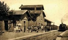 50 años del último viaje del 'Tren Burra' en León