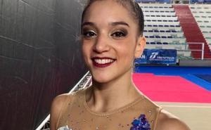 Sara Llana brilla en la Universiada: estará en la final de aro