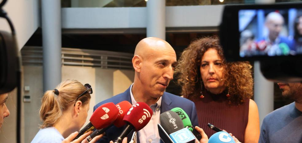 El alcalde de León será «reivindicativo» con la nueva Junta desde la «lealtad» a la institución