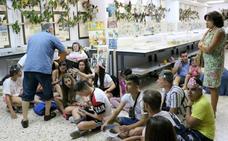 Veinte jóvenes con discapacidad visitan la ULE dentro del programa 'Campus Inclusivo'