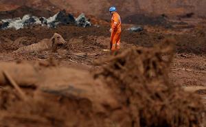 El gigante minero Vale, condenado por la rotura de una represa de residuos en Brasil