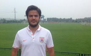 Tiago Moutinho, nuevo preparador físico de la SD Ponferradina