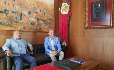 El alcalde y el subdelegado del Gobierno en León garantizan una colaboración «leal y fluida»