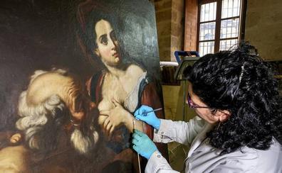 El arte religioso de Segovia pasa por el taller