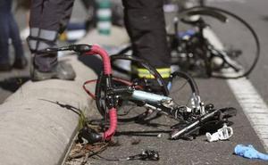 15 ciclistas muertos en lo que llevamos de año, uno de ellos en León