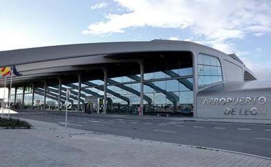 El Aeropuerto de León saca músculo y anota en junio un crecimiento de viajeros del 41,5% respecto a 2018