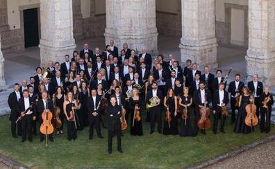 La Plaza de Regla acoge este sábado 13 de julio el concierto de la Orquesta Sinfónica de Castilla y León