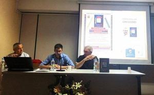 José Cabañas presentó su libro 'Convulsiones' en Valencia de Don Juan