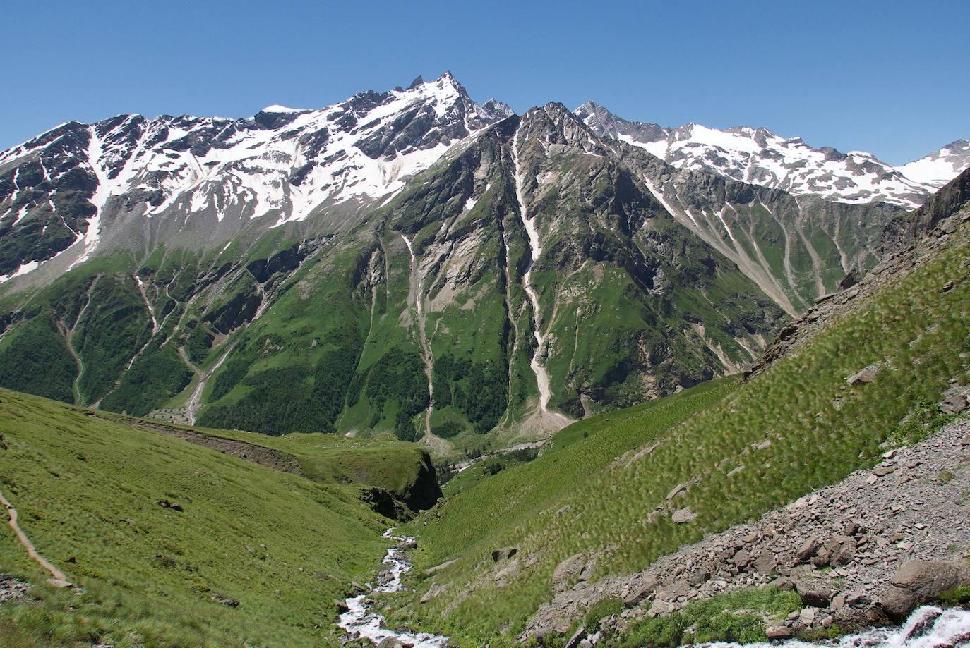 A la conquista del Elbrus