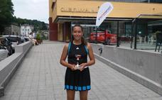 La leonesa Cloe Casado gana el Torneo Club Fluvial de Lugo en cadete femenino de tenis