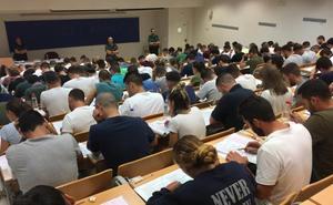León acoge parte de las mayores oposiciones nacionales a Guardia Civil de la última década