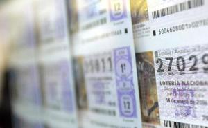El segundo premio del sorteo de la Lotería Nacional reparte en León 200.000 euros