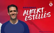 Albert Estellés, nuevo jugador de la Cultural y Deportiva Leonesa