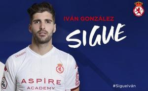 Giro total en la Cultural: Iván González seguirá en el equipo