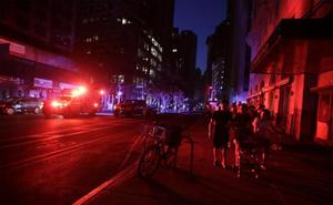 Un gigantesco apagón dejó Manhattan a oscuras durante varias horas