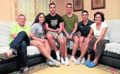 Los 'cuatrigenios', un caso entre 28.019 nacimientos en Segovia