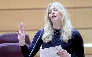 La leonesa Esther Muñoz pide los 8.945,7 euros de indemnización por salir del Senado