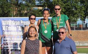 La Universidad de León consigue cuatro oros en el Gran Premio Ciudad de Segovia