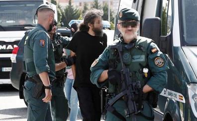 Prisión para el exconvicto yihadista detenido en Pamplona en un camión